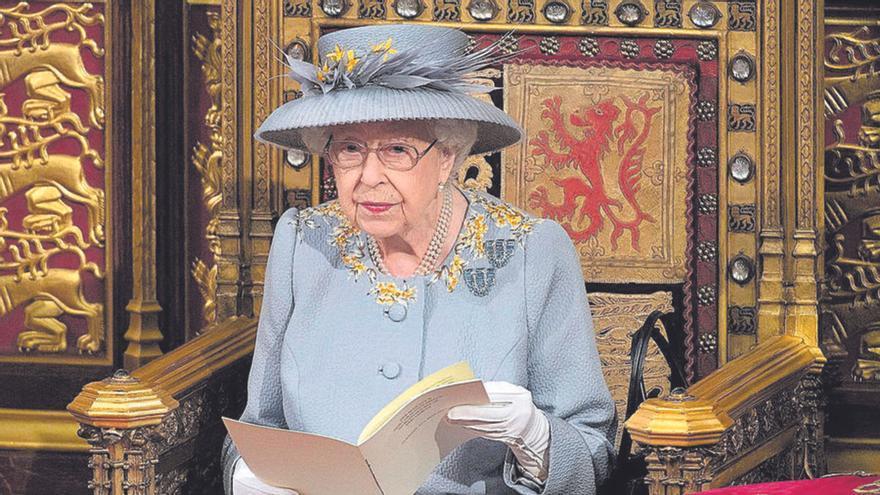 Este es el estricto protocolo que se seguiría si la reina Isabel ll muriera