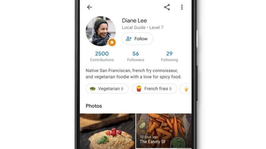 Google Maps, la nueva red social para viajeros