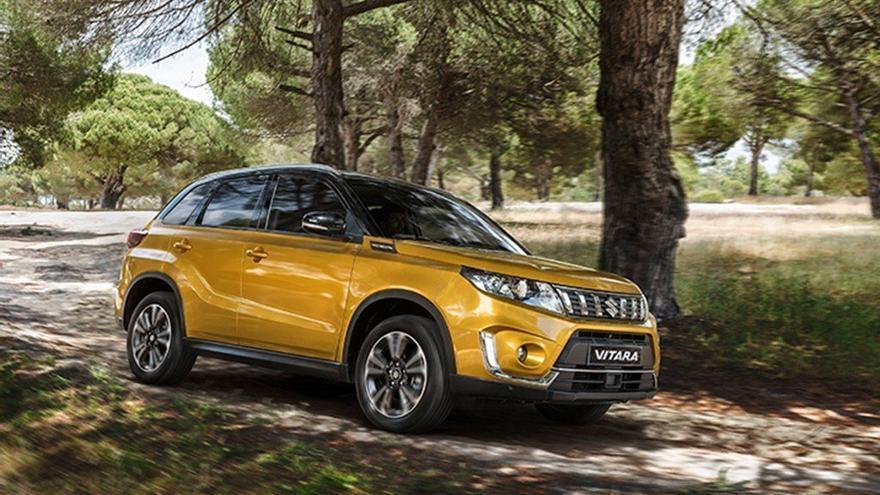 El nuevo Suzuki Vitara, con diseño SUV y equipamiento Premium.
