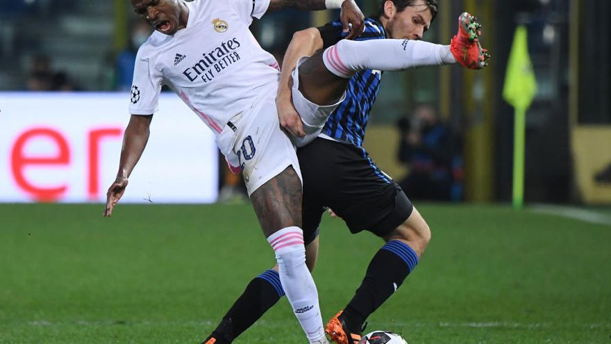 Champions League: Atalanta - Real Madrid