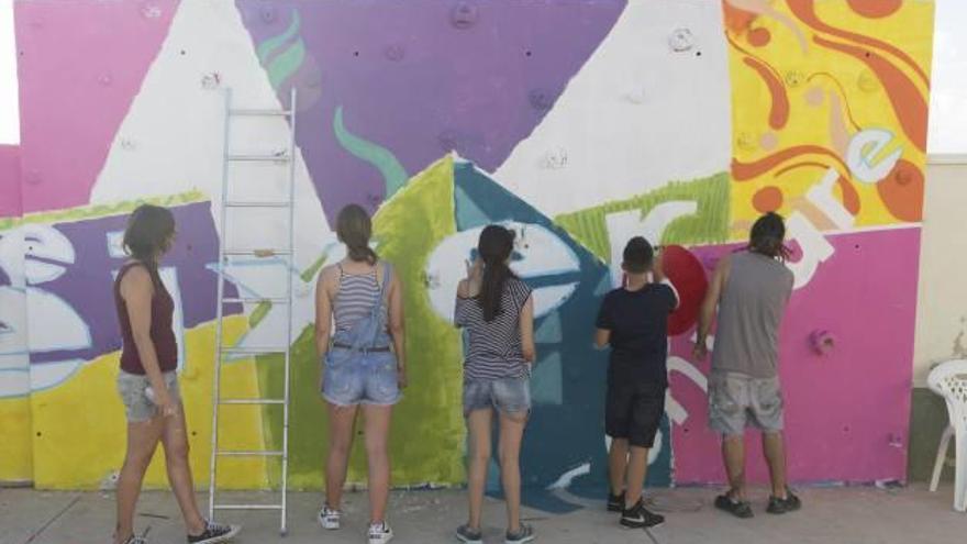 Alba Bla, Xolaca, Lolo y BYG llenarán de arte las calles