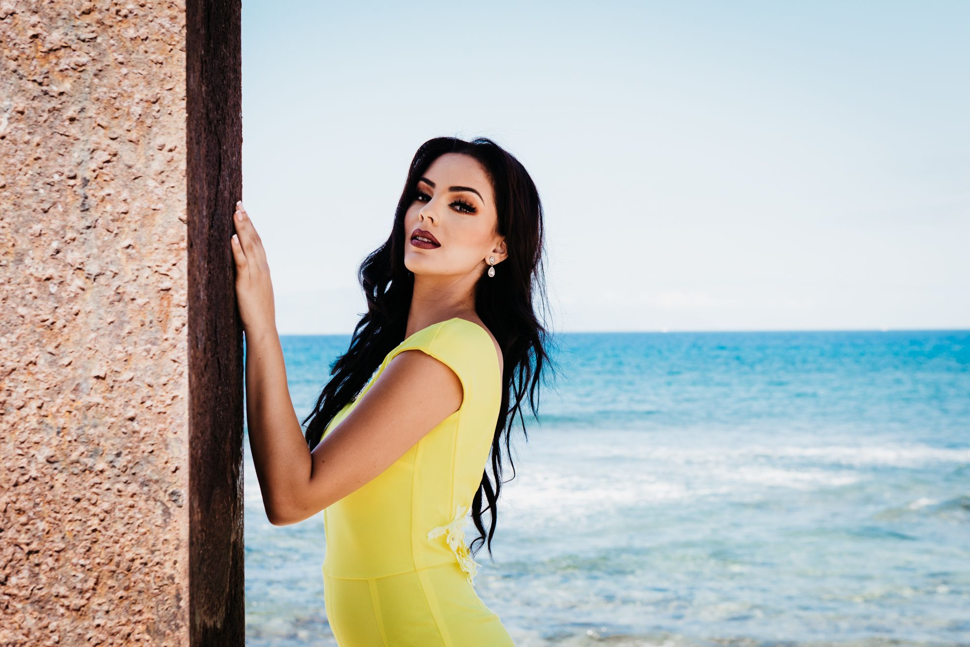 Yanira Morales, candidata a representar a España en Miss Universo