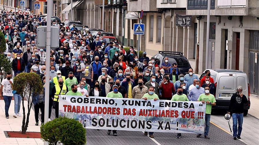 La UDC alerta de que el paro subirá un 284% en As Pontes si no se palía el cierre de Endesa