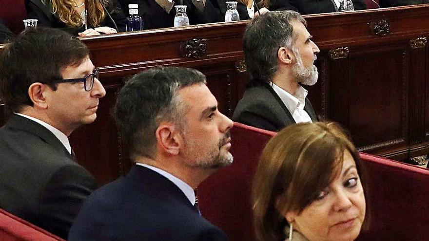 El Constitucional revisarà la sentència del Procés aquest mes