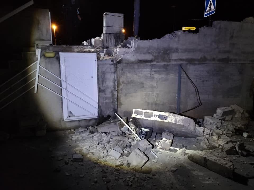Una conductora ebria provoca una fuga de gas y el desalojo de un edificio en Alcúdia