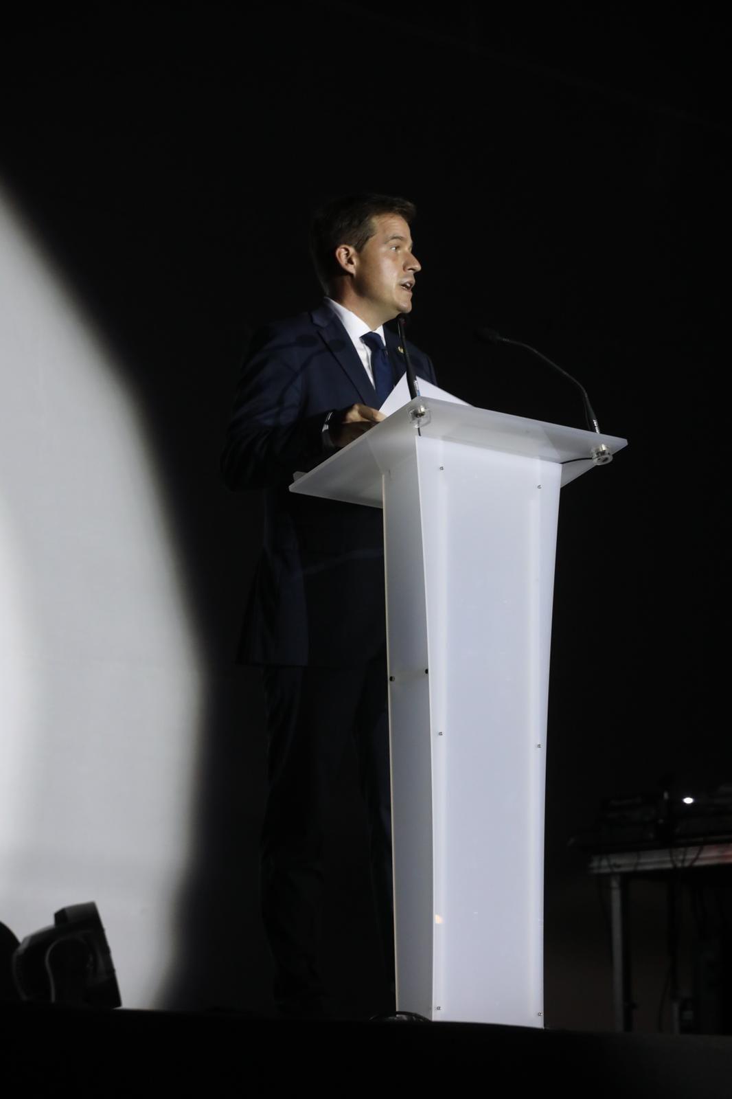 Xàtiva inaugura la edición 2021 de la fira d'Agost