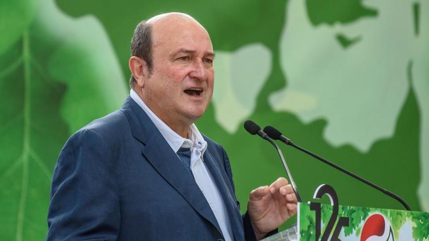 """Ortuzar: """"La relación bilateral es clave para que el PNV colabore en la gobernabilidad"""""""
