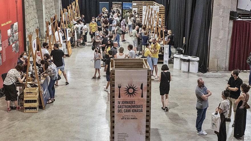 La gastronomia atrau cinc-cents sibarites al Museu de la Tècnica