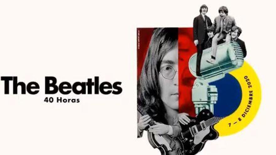 Onda Regional rinde tributo a The Beatles con un maratón de 40 horas de radio