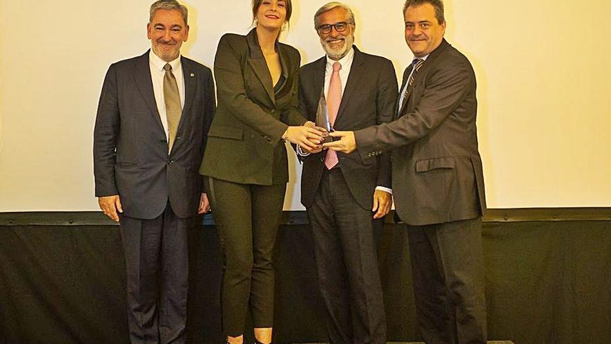 Metalships recoge el premio al buque del año por el Sea Cloud