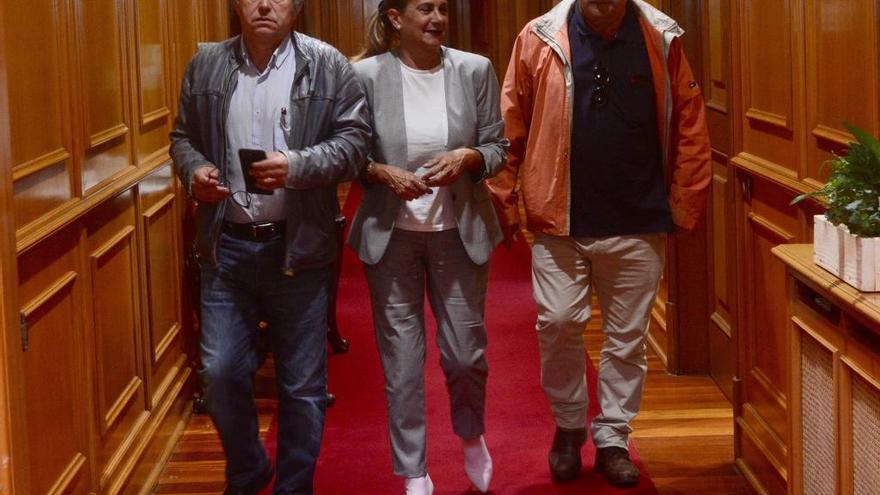 Diputación y Concello renuevan su acuerdo de colaboración de cara al nuevo mandato