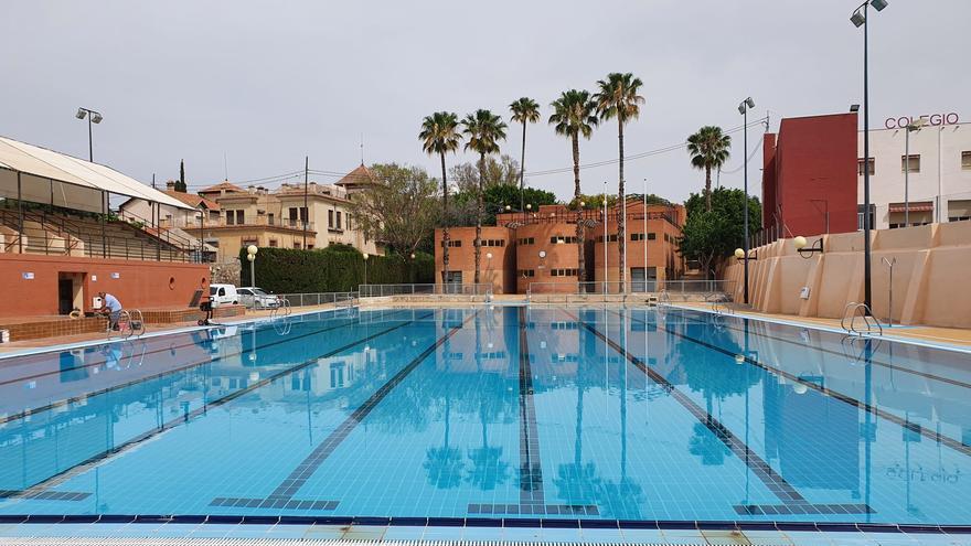 Arranca la temporada de piscina en Murcia con la apertura de Murcia Parque