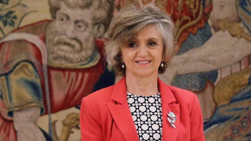 La ministra Carcedo compara la gestación subrogada con el tráfico de órganos
