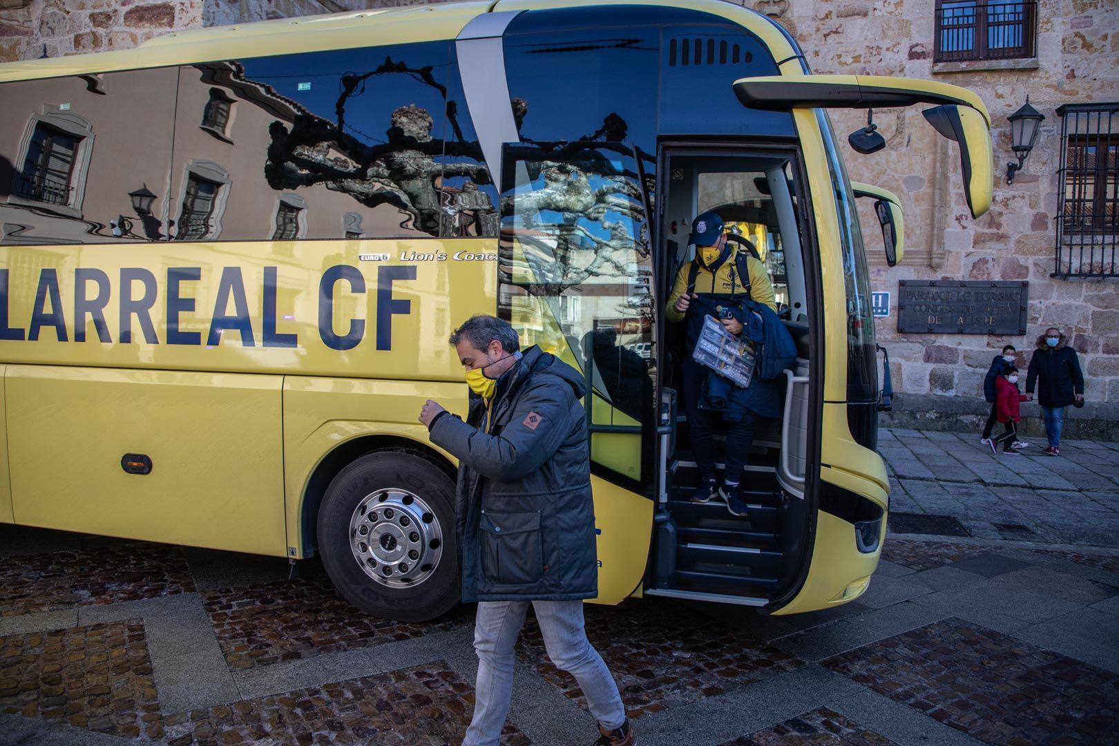El Villarreal ya está en Zamora