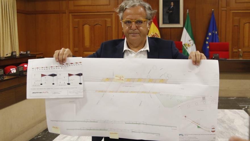 El Ayuntamiento entoldará el puente que conecta con Electromecánicas