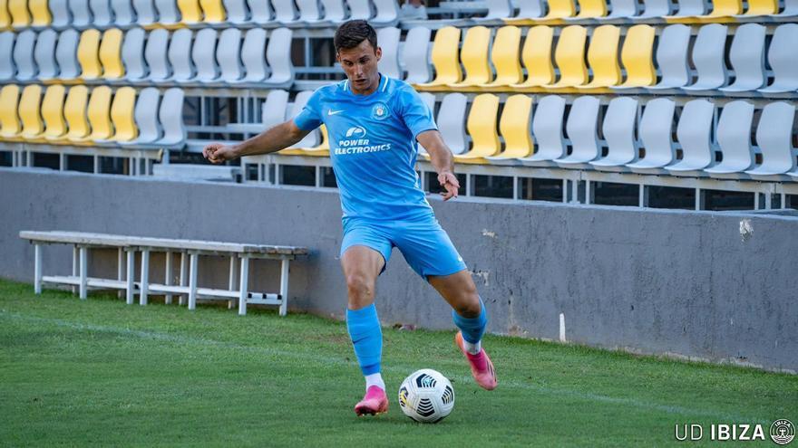 Ángel Rodado jugará cedido en el filial del Barça
