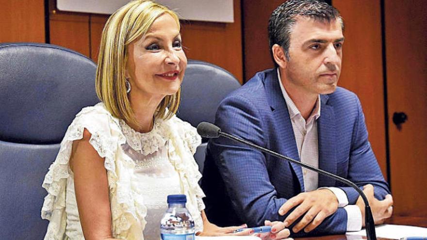 Lavado de cara de Navarro al PP canario para dar carpetazo a la etapa de Antona
