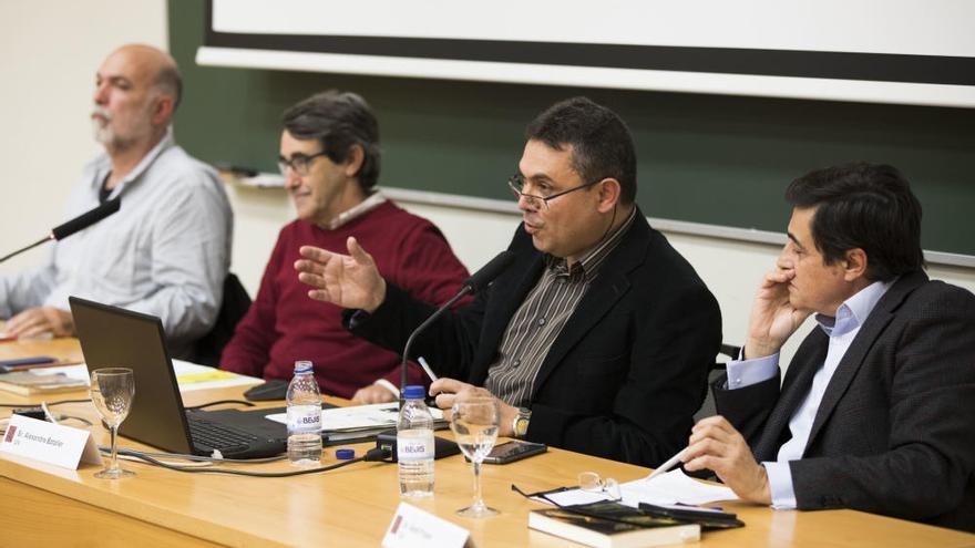 La VII Jornada sobre els escriptors valencians rep homenatge a Josep Lozano