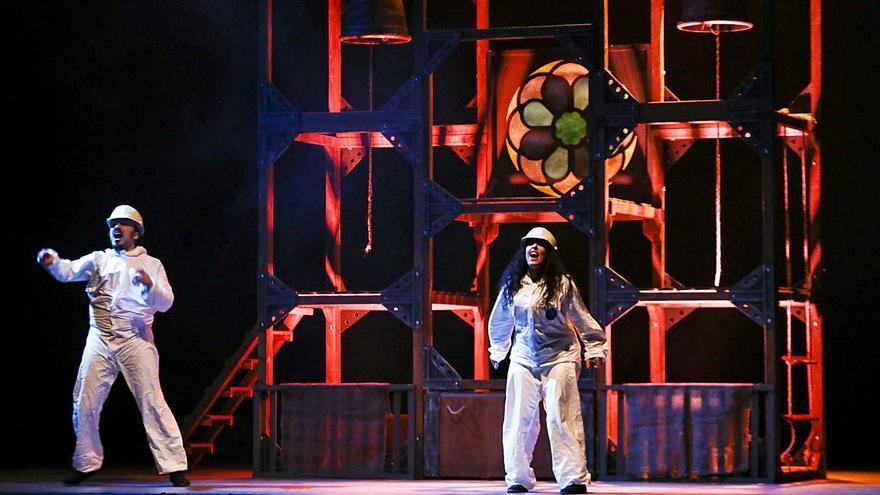 """""""El Jorobado, de Notre Dame"""", al teatro de la Laboral"""