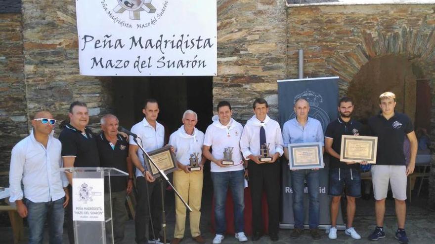 Premio a los valores de Roncero y García Caridad en Vegadeo