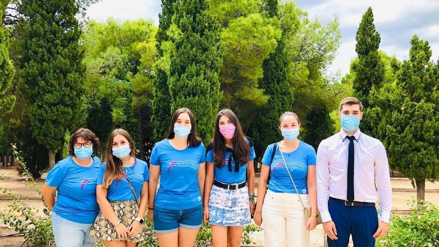 Torreblanca incorpora a 8 jóvenes en prácticas