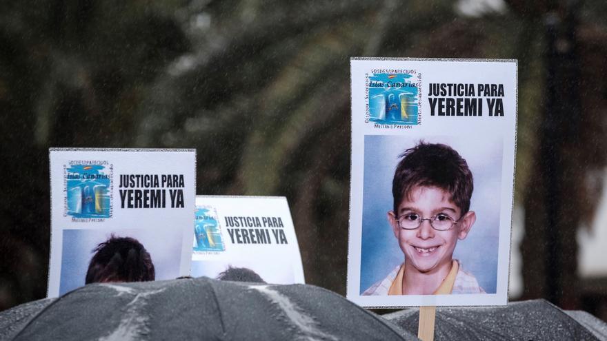 La Fiscalía se muestra a favor de la reapertura del caso Yéremi