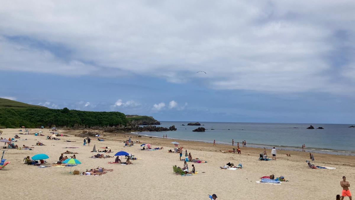 Playa Torada (Llanes)