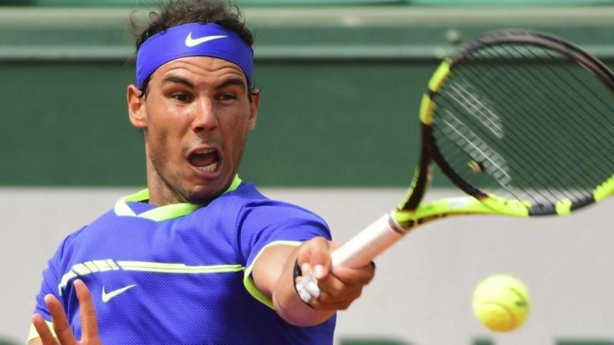 Partido Robin Haase vs Rafa Nadal en directo