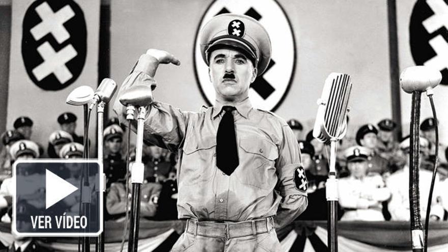 Se cumplen 40 años de la muerte de Charles Chaplin