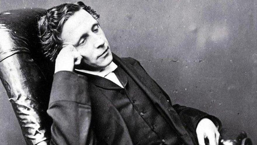 Las ninfas de Lewis Carroll