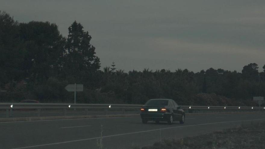 Cazado en la A7 a 207Km/h en un tramo limitado a 80