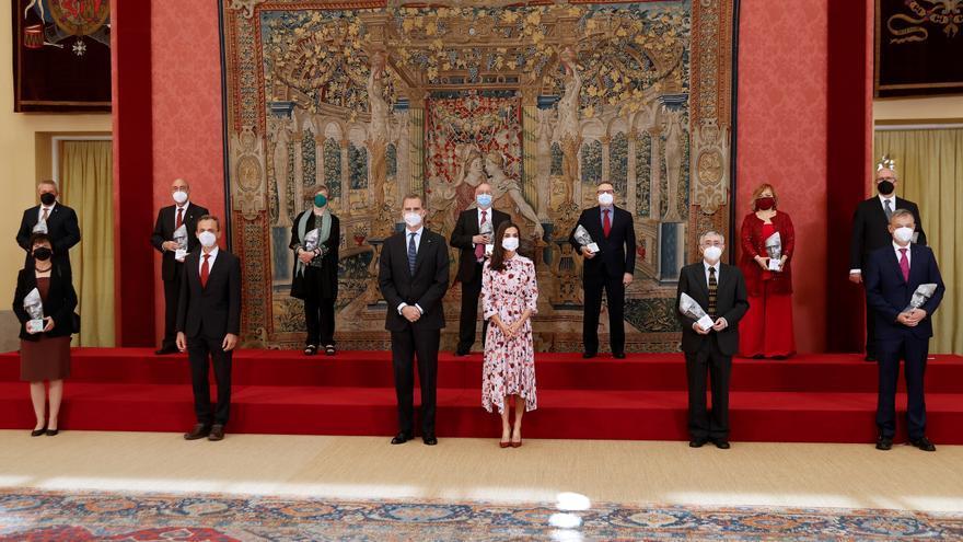 El aragonés Elías Campo recibe el Premio Nacional Gregorio Marañón, en el área de Medicina