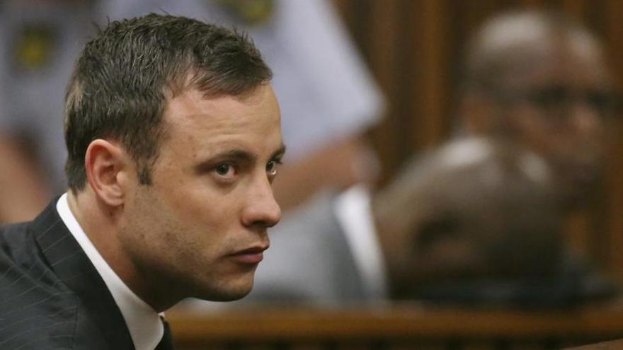 Pistorius, trasladado a un hospital por dolor en el pecho
