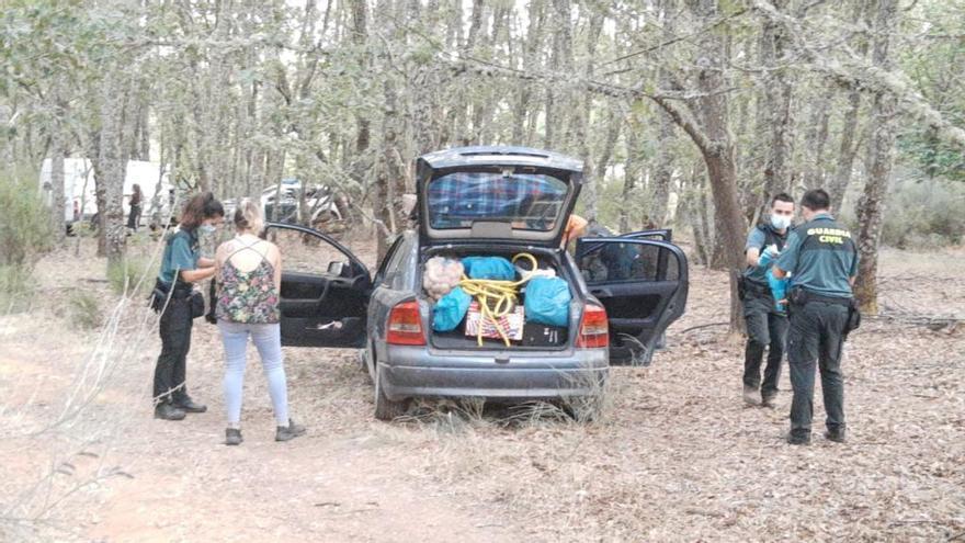 La fiesta ilegal de Vime de Sanabria (Zamora) costará 400.000 euros en multas a los asistentes
