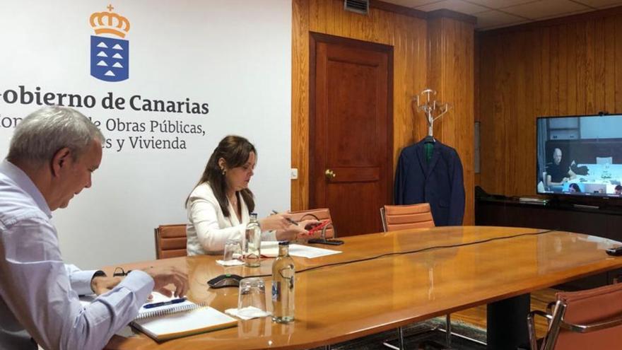 Franquis solicita a la Fecam su participación para desarrollar el nuevo Plan de Vivienda