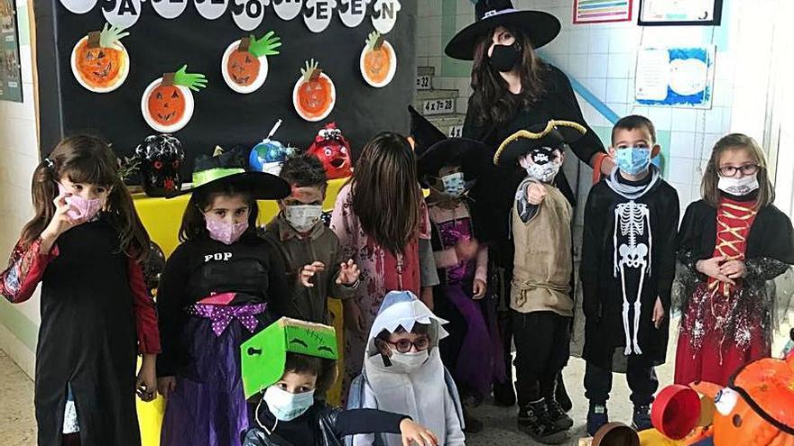 Halloween seguro en Villamayor
