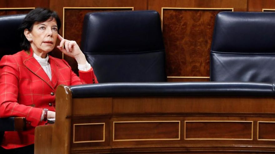 La escuela concertada de Baleares se une a la campaña contra la ley Celaá
