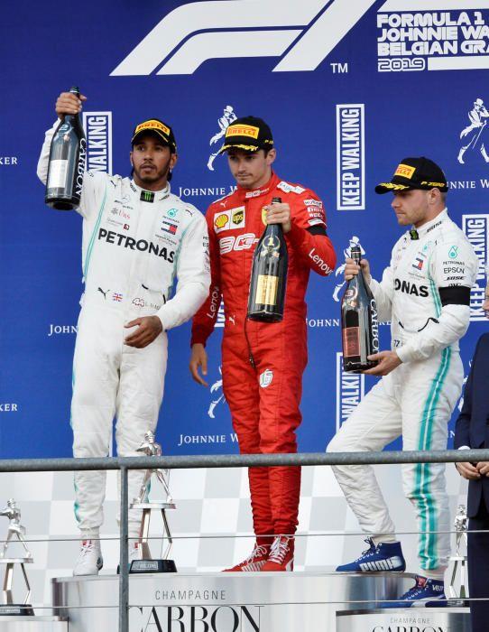 Gran Premio de Bélgica de Fórmula 1.