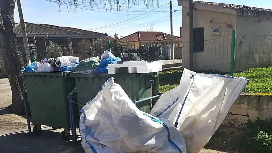 Casaseca de las Chanas denuncia vertidos irregulares de residuos
