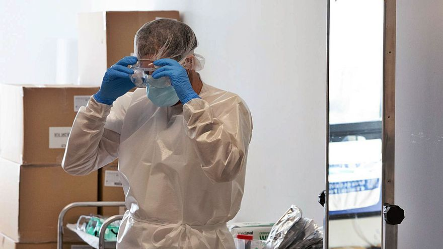 La incidencia de coronavirus a 14 días en la ciudad de Ibiza ya supera los 600 casos