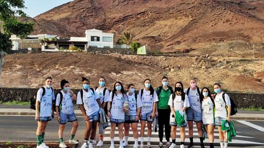 Complicaciones en la expedición a Tenerife