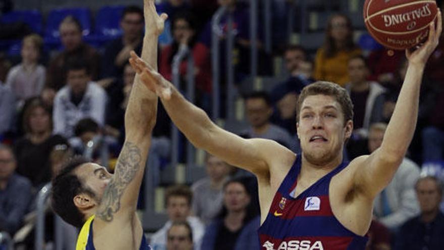 El Barcelona se desquita de la Euroliga ante el Andorra