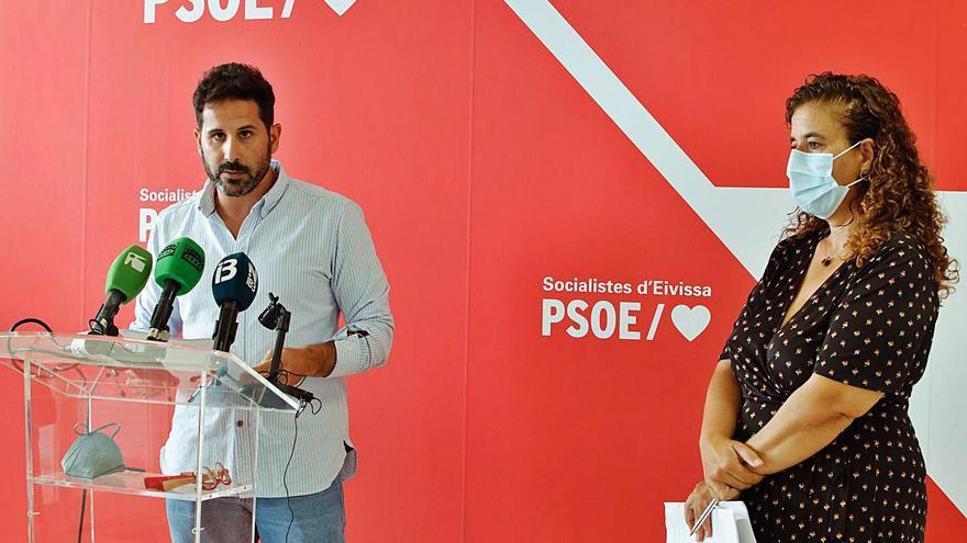 El PSOE exige la destitución fulminante del jefe de la  Policía Local de Sant Antoni