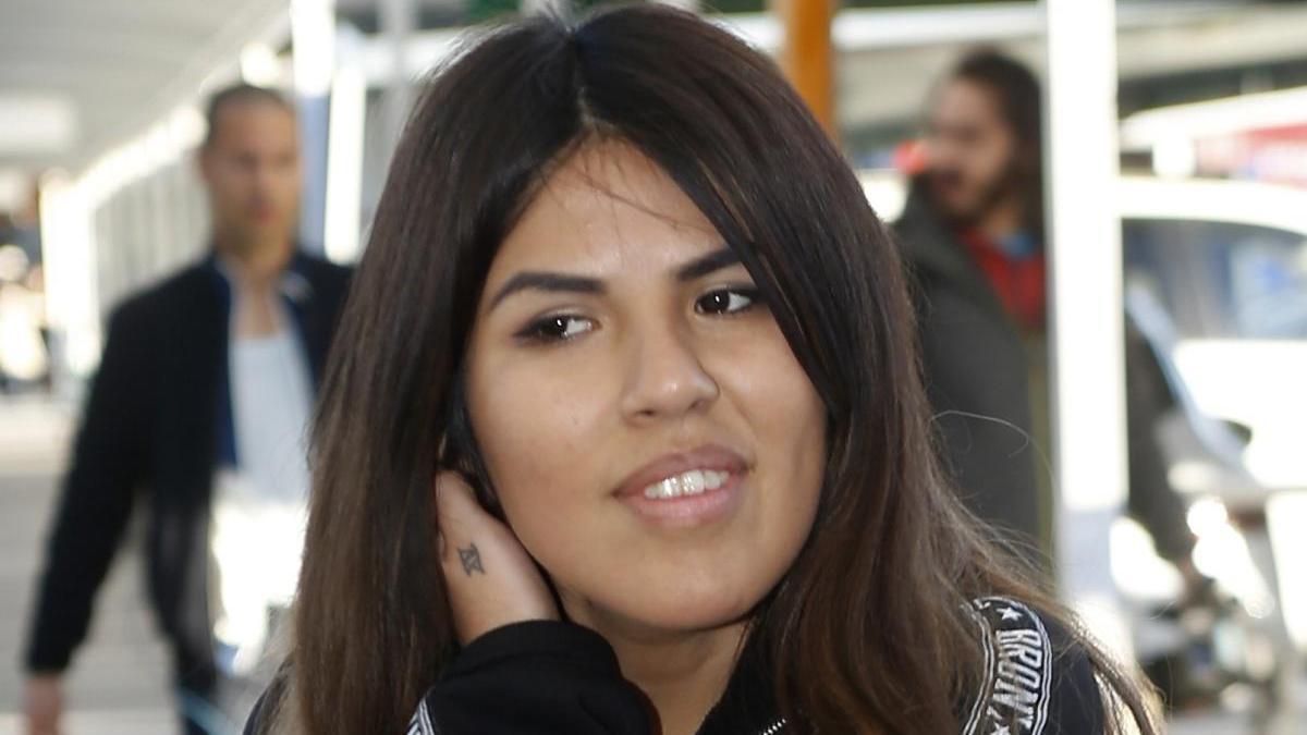 Una imagen de Isa Pantoja.