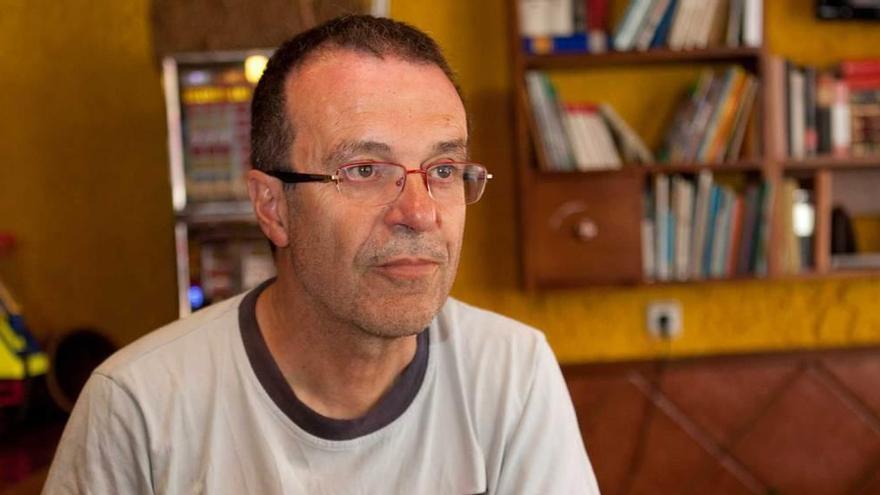 Las palabras pintadas de Javier García Cellino