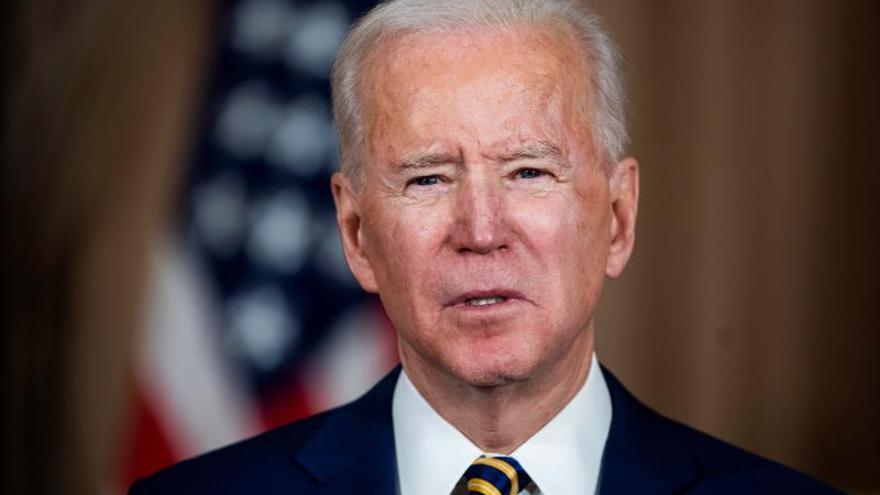 Un gol europeo a Biden