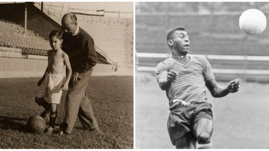 Cuando el Valencia CF pudo haber fichado a Pelé