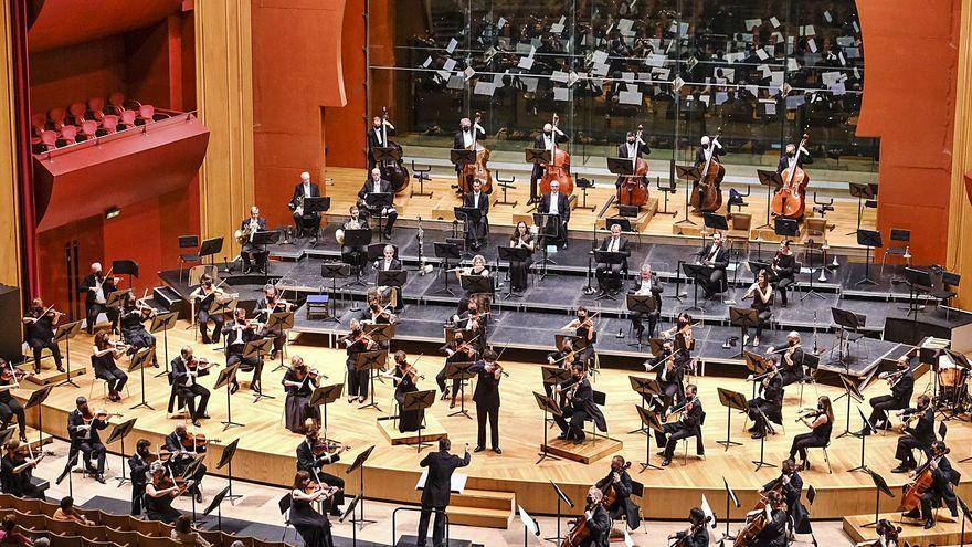 La OFGC, con el trompetista Reinhold Friedrich, participa en el Concierto de Gala del Festival de Maspalomas