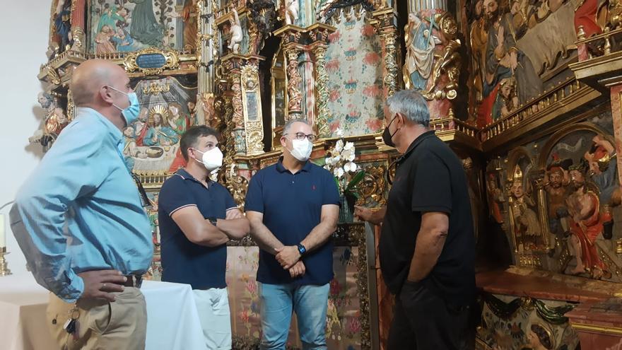 Más de 1.200 personas han visitado este verano la iglesia de Otero de Sanabria