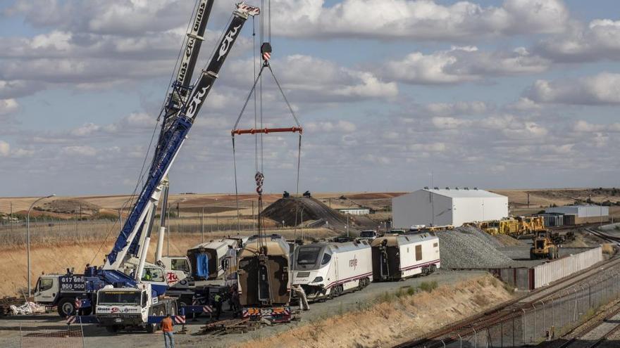 """El Gobierno aceleró la reparación de la vía de La Hiniesta tras el siniestro ferroviario """"ante el grave peligro de accidentes"""""""